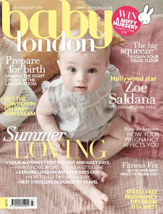 Baby Magazine July/August 2018