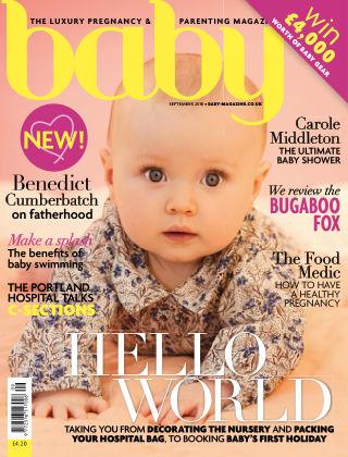 Baby Magazine September 2018