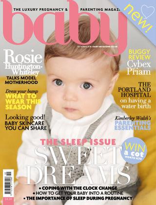 Baby Magazine October 2018