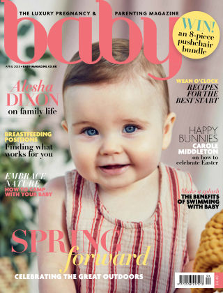 Baby Magazine April 2020