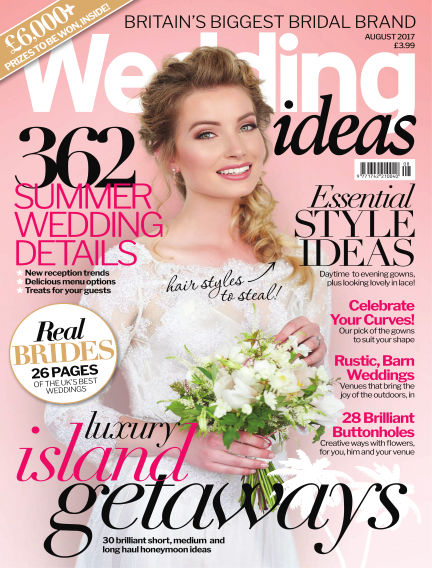 Wedding Ideas July 05, 2017 00:00