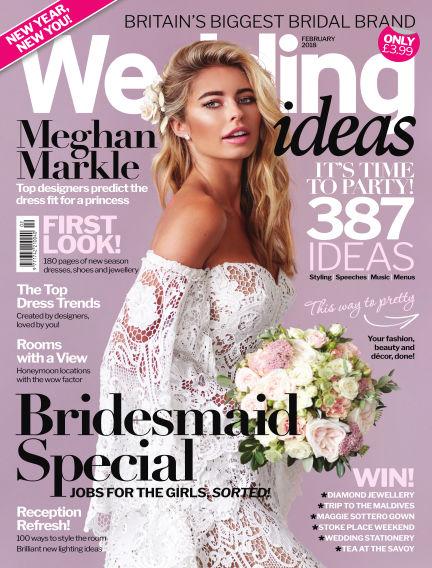 Wedding Ideas December 20, 2017 00:00