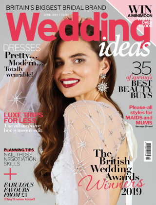 Wedding Ideas April 2019