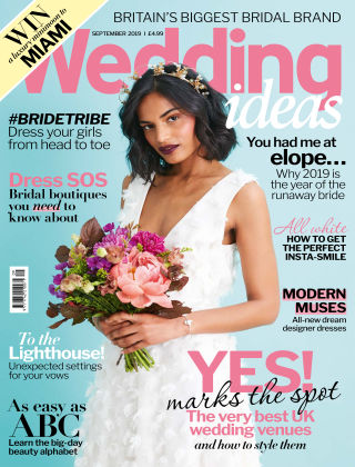 Wedding Ideas September 2019