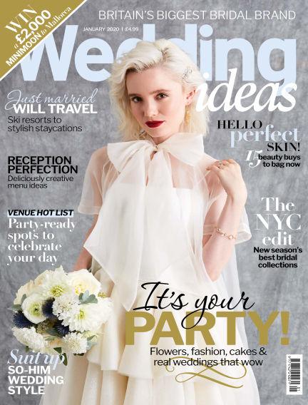 Wedding Ideas November 20, 2019 00:00