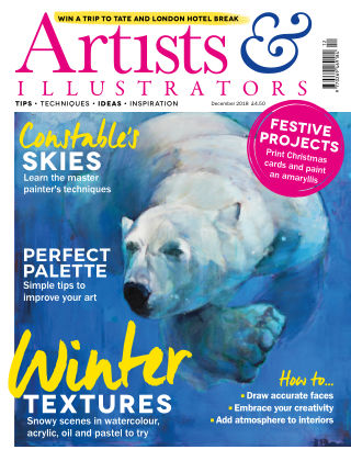 Artists & Illustrators December 2018