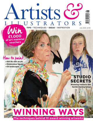 Artists & Illustrators June 2019