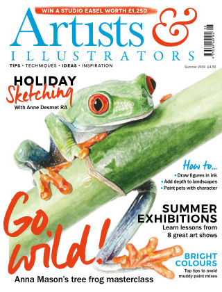 Artists & Illustrators Summer 2019