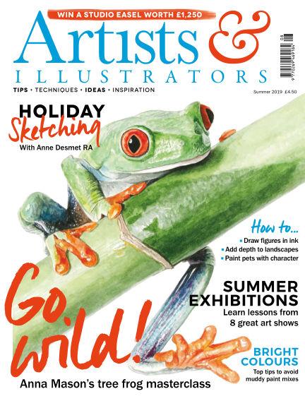 Artists & Illustrators June 14, 2019 00:00