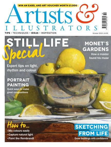 Artists & Illustrators September 06, 2019 00:00