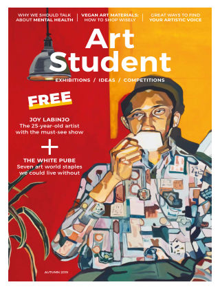 Artists & Illustrators Art Student 2019