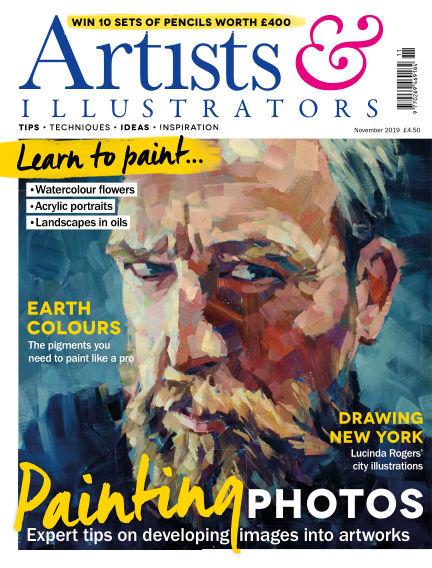 Artists & Illustrators October 04, 2019 00:00