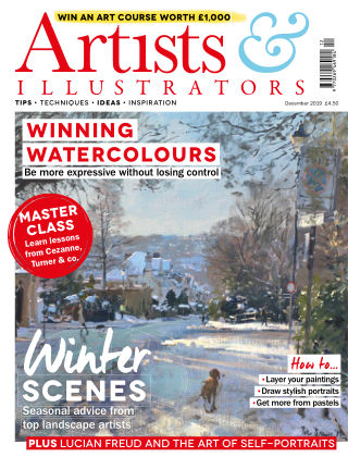 Artists & Illustrators December 2019