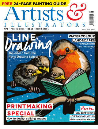 Artists & Illustrators January 2020