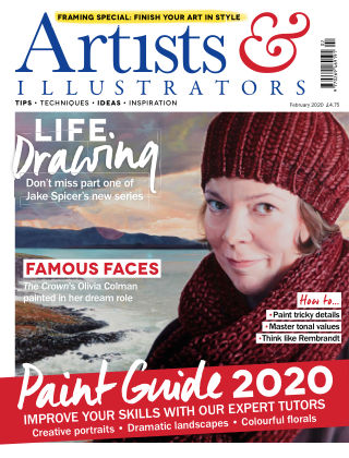 Artists & Illustrators February 2020