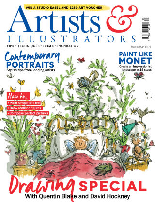Artists & Illustrators March 2020