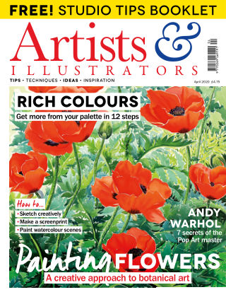 Artists & Illustrators April 2020