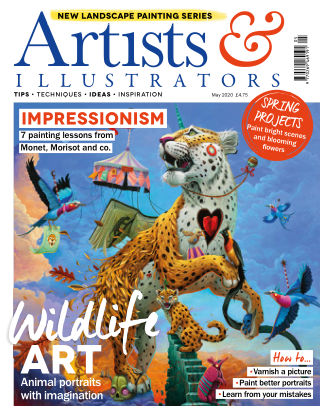 Artists & Illustrators May 2020