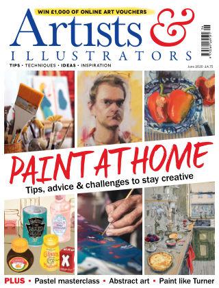 Artists & Illustrators June 2020