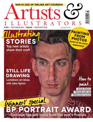 Artists & Illustrators July 2020