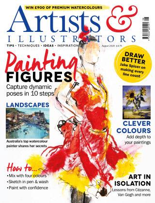Artists & Illustrators August 2020