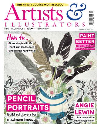 Artists & Illustrators September 2020