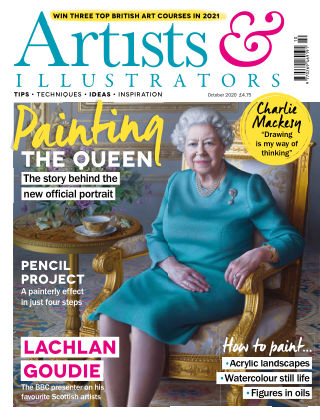 Artists & Illustrators October 2020