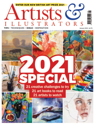 Artists & Illustrators January 2021