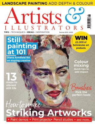 Artists & Illustrators Summer 2021