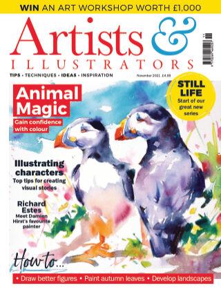 Artists & Illustrators November 2021