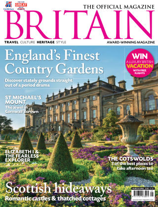 BRITAIN - The Official Magazine March/April 2018