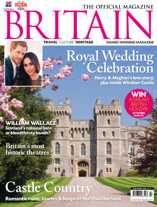BRITAIN - The Official Magazine May/June 2018