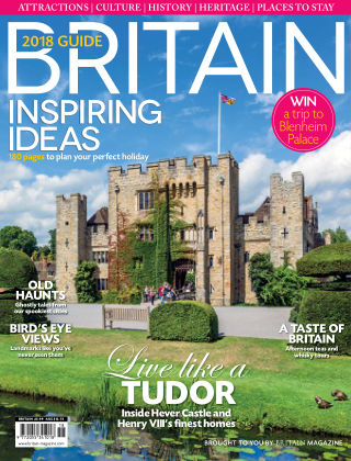 BRITAIN - The Official Magazine Britain Guide 2018