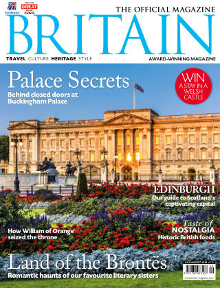 BRITAIN - The Official Magazine July/August 218