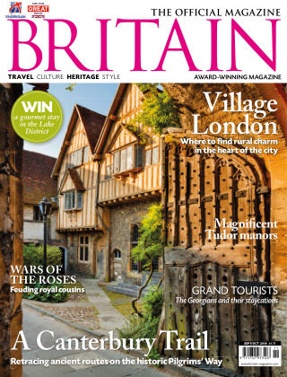 BRITAIN - The Official Magazine Sept/Oct 2018