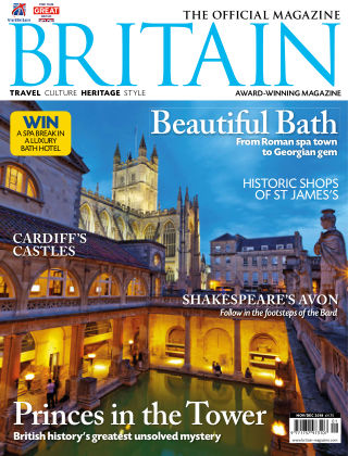 BRITAIN - The Official Magazine Nov/Dec 2018