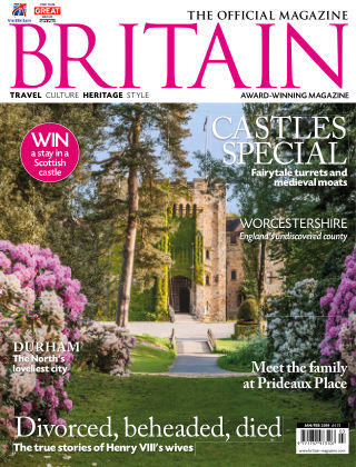 BRITAIN - The Official Magazine Jan/Feb 2019