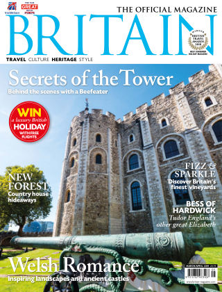 BRITAIN - The Official Magazine March/April 2019