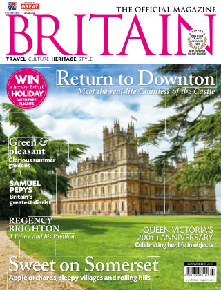 BRITAIN - The Official Magazine May/June 2019