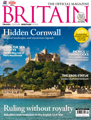 BRITAIN - The Official Magazine July/August 2019
