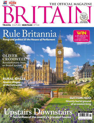 BRITAIN - The Official Magazine Sept/Oct 2019