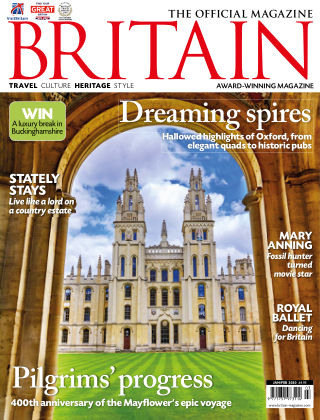 BRITAIN - The Official Magazine Jan/Feb 2020