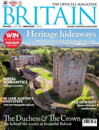 BRITAIN - The Official Magazine March/April