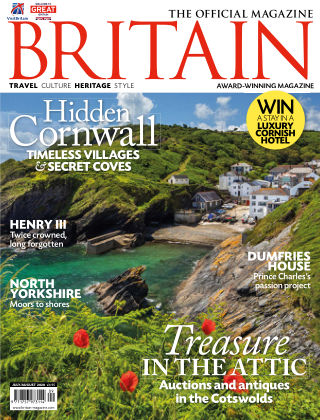 BRITAIN - The Official Magazine July/August