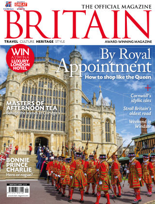 BRITAIN - The Official Magazine Sep/Oct 2020