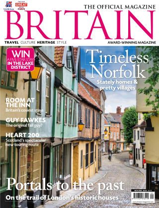 BRITAIN - The Official Magazine November/Dec 2020