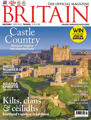 BRITAIN - The Official Magazine Jan/Feb 2021
