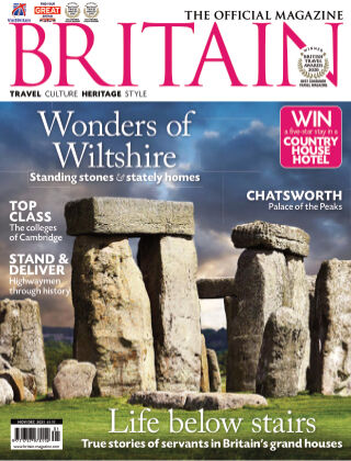 BRITAIN - The Official Magazine Nov/Dec 2021