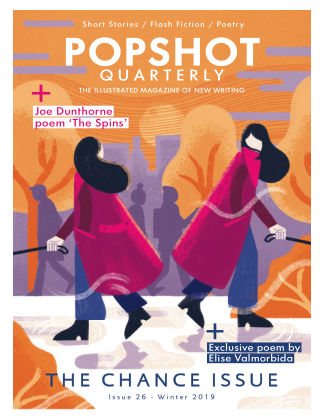 Popshot The Chance Issue