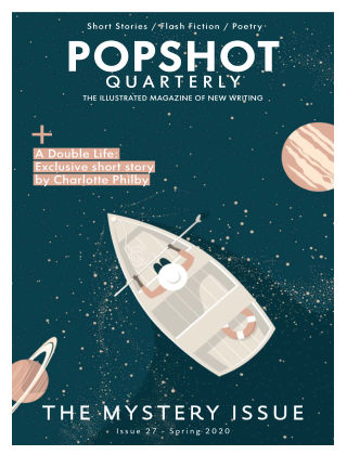 Popshot The Mystery Issue